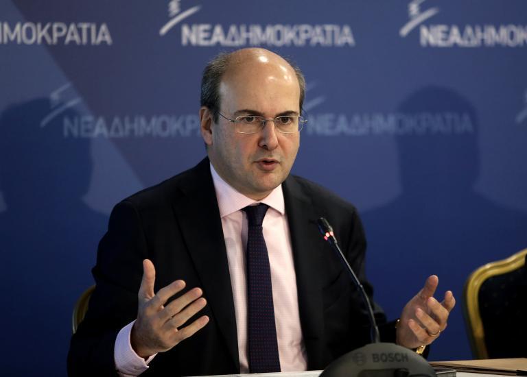 Χατζηδάκης: Ανοιχτό το ενδεχόμενο η ΝΔ να αποχωρήσει από τη ψηφοφορία | tanea.gr