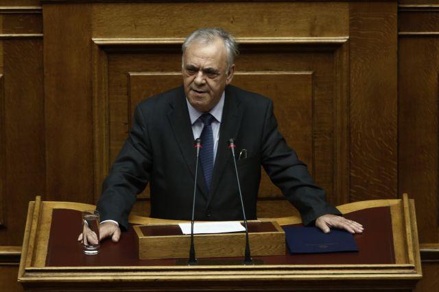 Δραγασάκης: Κατώτερη των περιστάσεων η στάση της αντιπολίτευσης | tanea.gr