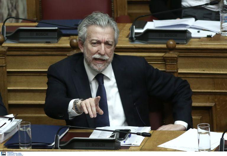 Κοντονής: Δεν γνωρίζει η κυβέρνηση ποιοι είναι οι μάρτυρες | tanea.gr