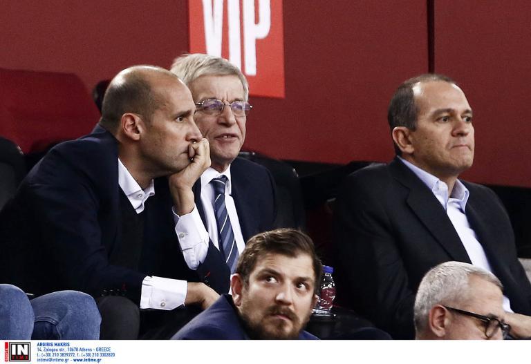 Μπάσκετ: Παρέμβαση Βασιλειάδη ζητά η ΚΑΕ Ολυμπιακός | tanea.gr