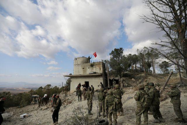 Συμφωνία Δαμασκού και Κούρδων της Συρίας να μπουν στην Αφρίν   tanea.gr