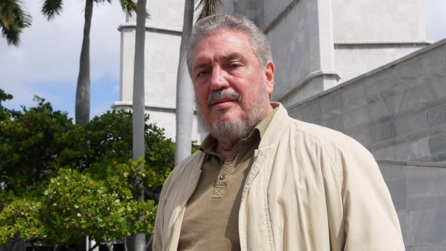 Αυτοκτόνησε ο μεγαλύτερος γιος του Φιντέλ Κάστρο   tanea.gr