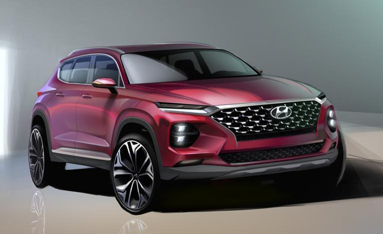 Hyundai: Πρώτη γεύση από το νέο Santa Fe   tanea.gr
