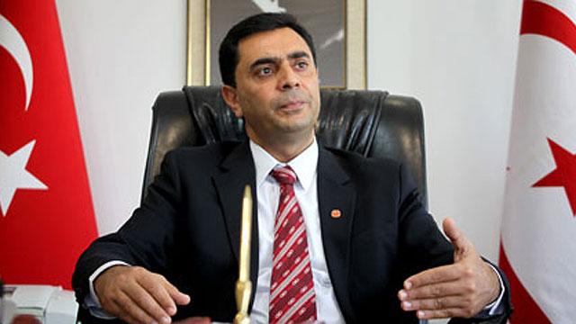 Εκαναν «υπουργό» τον τουρκοκύπριο διαπραγματευτή | tanea.gr