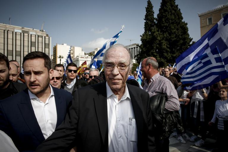Λεβέντης: Ο λαός δεν θέλει να παραδώσει το όνομα «Μακεδονία» | tanea.gr