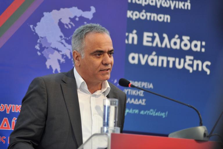 Σκουρλέτης για Novartis: Οσοι εμπλέκονται να ασχοληθούν με τις απολογίες τους | tanea.gr