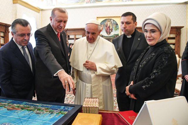 Τι είδε ο «Σουλτάνος» στο Βατικανό; | tanea.gr