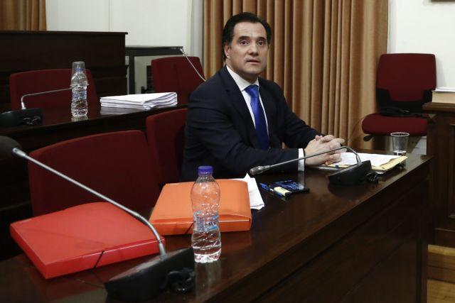Γεωργιάδης: Ενας μάρτυρας εμπλέκει την Novartis με την τρόικα | tanea.gr
