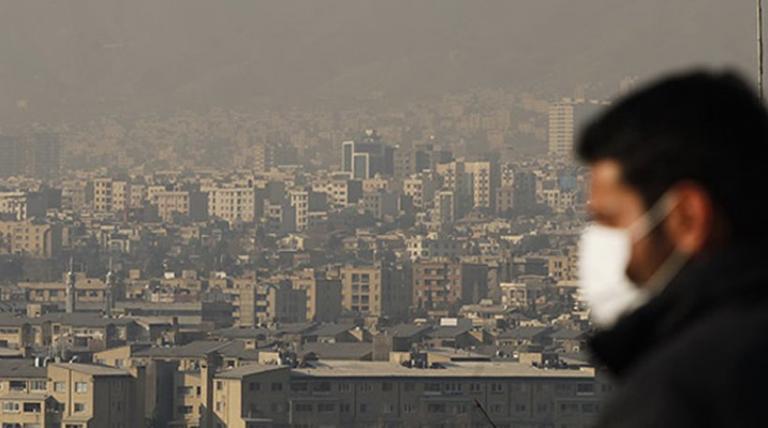 Ιράν: Χτύπησαν κόκκινο τα επίπεδα ατμοσφαιρικής ρύπανσης   tanea.gr