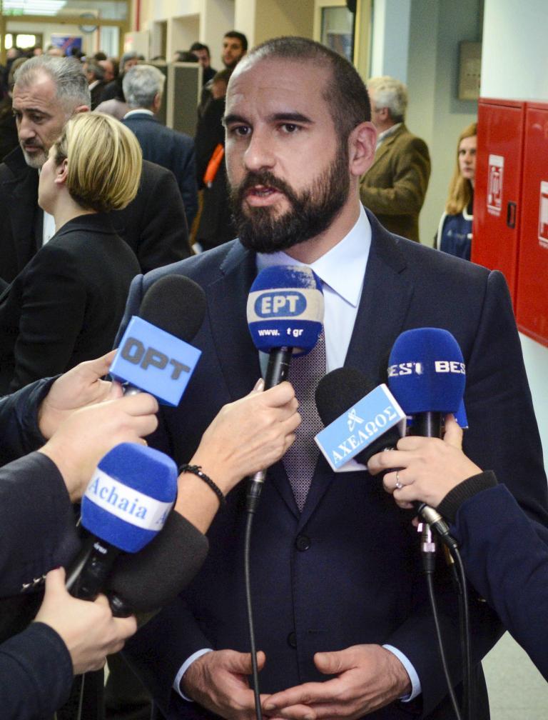 Τζανακόπουλος: Σκάνδαλο μεγατόνων η υπόθεση Novartis | tanea.gr