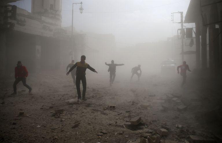 Νέα έρευνα για την χρήση χημικών όπλων στην Συρία | tanea.gr