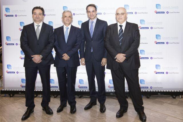 Βραβείο ανταγωνιστικότητας σε έξι ελληνικές επιχειρήσεις | tanea.gr
