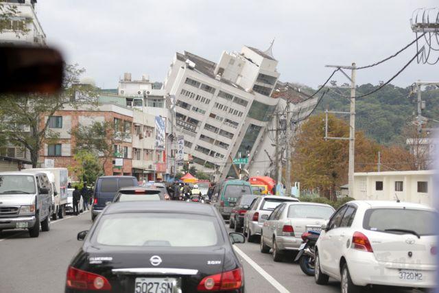 Ταϊβάν: Τέσσερις οι νεκροί από τον σεισμό - Ψάχνουν στα συντρίμμια για επιζώντες | tanea.gr