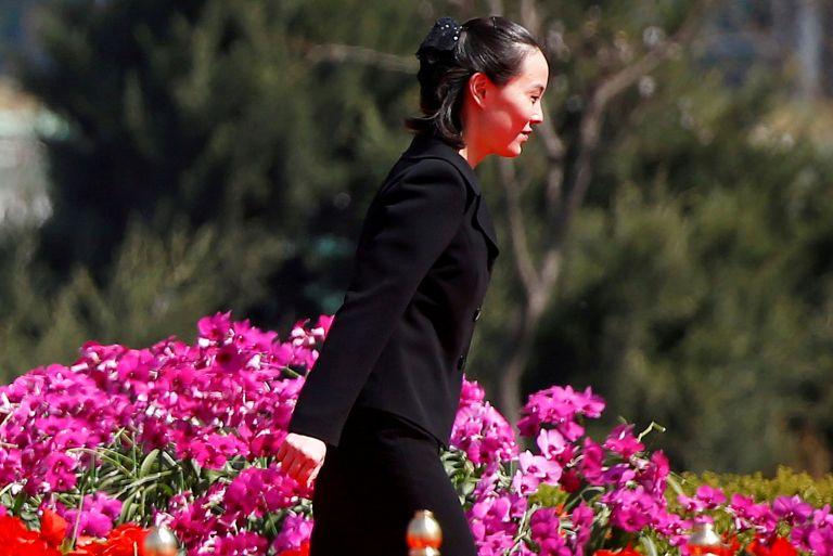 Στους Ολυμπιακούς της Νότιας Κορέας η αδερφή του Κιμ Γιονγκ-ουν | tanea.gr