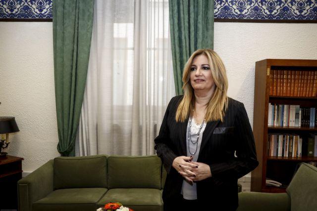 Γεννηματά: Το ΠΑΣΟΚ συγκρούστηκε με τις φαρμακευτικές εταιρείες   tanea.gr