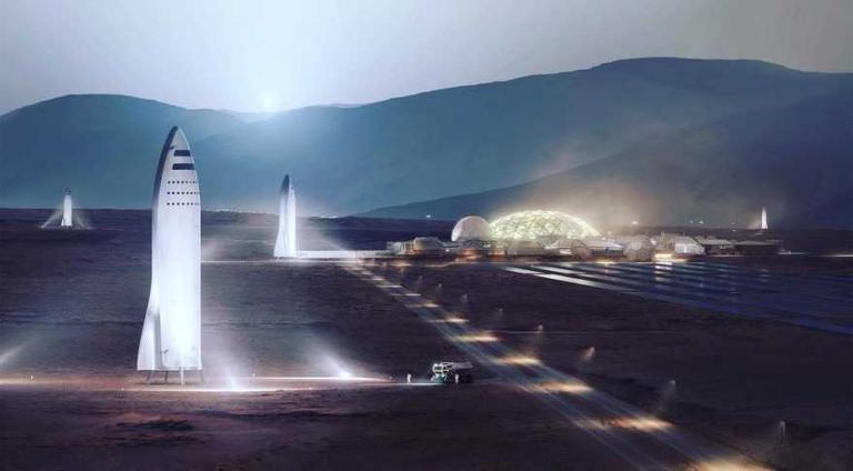 Νέο σούπερ πύραυλο ετοιμάζει ο Ελον Μασκ | tanea.gr