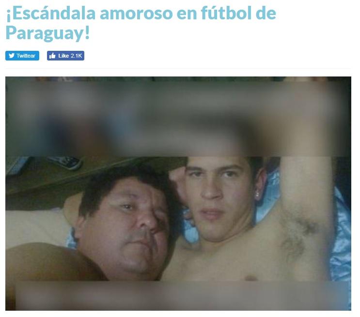 Πρόεδρος ομάδας είχε σχέση με ποδοσφαιριστή | tanea.gr