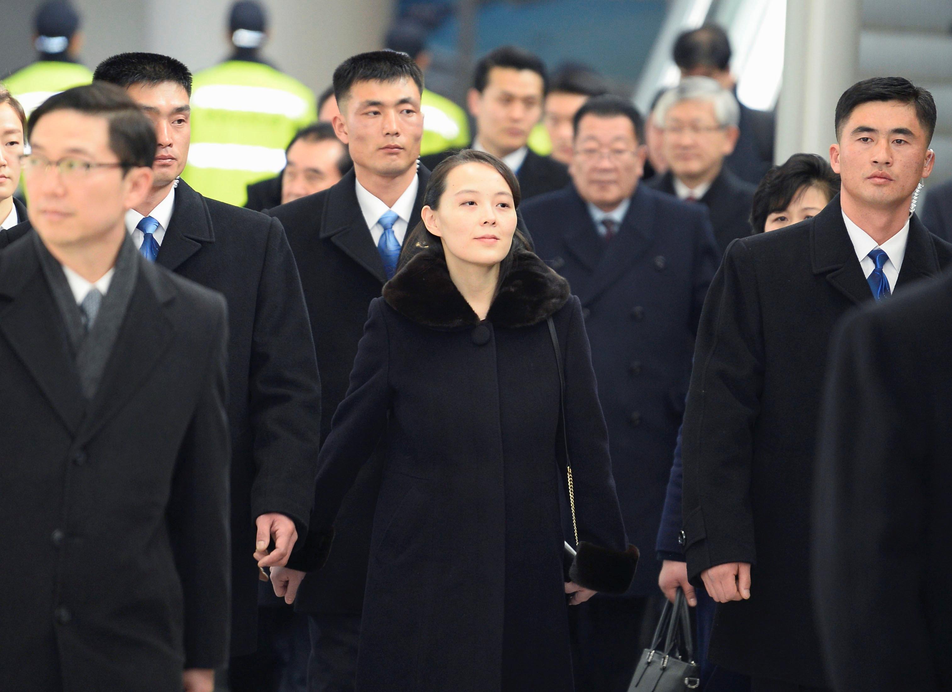 Η Κιμ σα Εουν και ο Σουνγκ Μιν