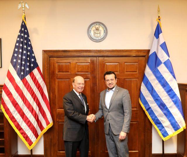 Ολοκληρώθηκε η επίσκεψη του Ν. Παππά στις ΗΠΑ   tanea.gr