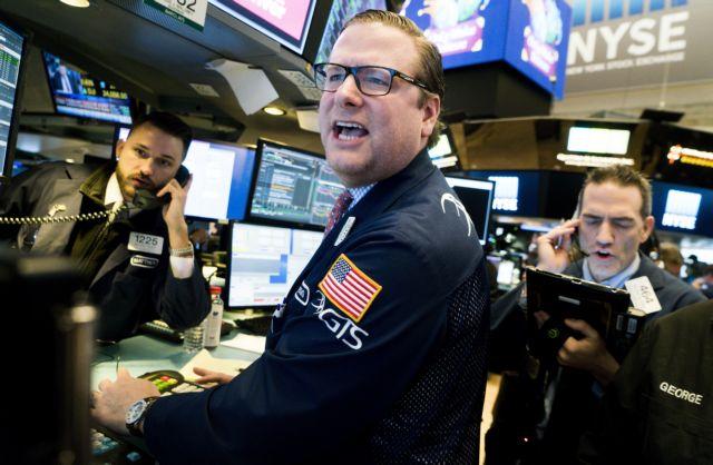 Με ισχυρή άνοδο έκλεισε η Wall Street | tanea.gr