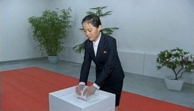 Κιμ Γιο Γιονγκ: Η πριγκίπισσα της Πιονγκγιάνγκ | tanea.gr