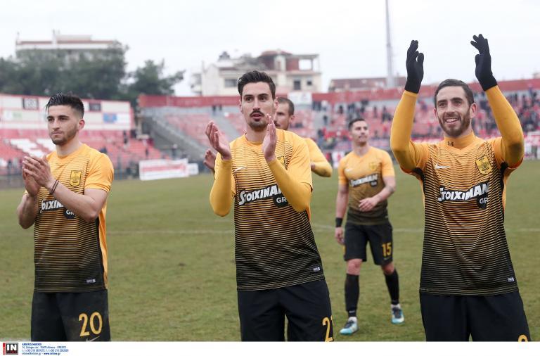 Football League: Συνέχισαν με νίκες Αρης και ΟΦΗ   tanea.gr