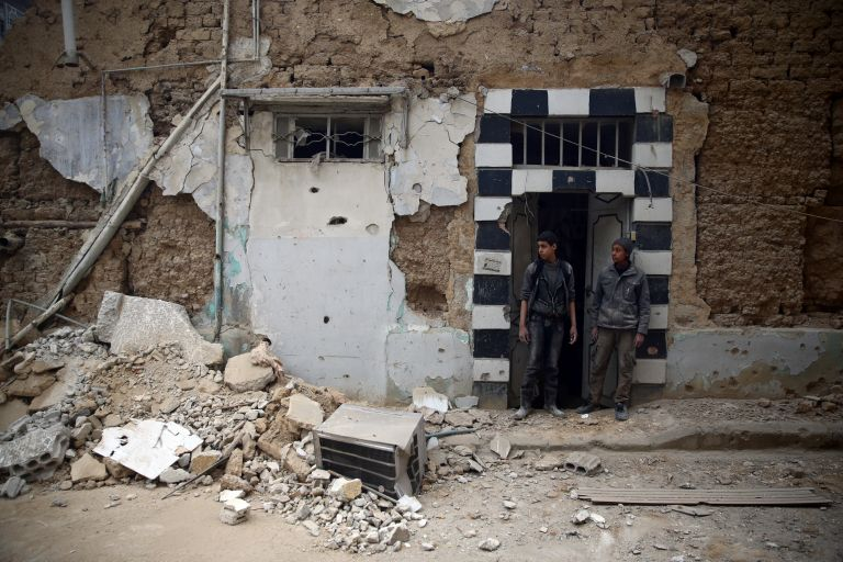Σε νέα φάση εισέρχεται ο πόλεμος στη Συρία | tanea.gr
