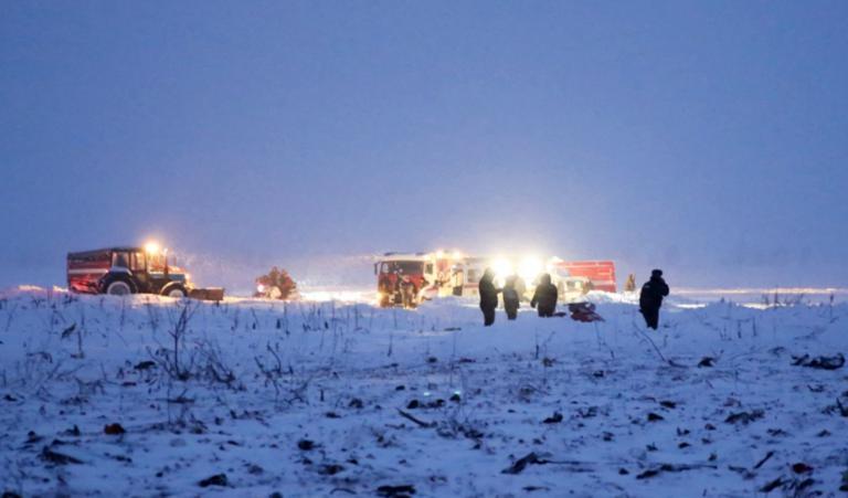 Αναζητούν στα χιόνια τα αίτια της τραγωδίας | tanea.gr