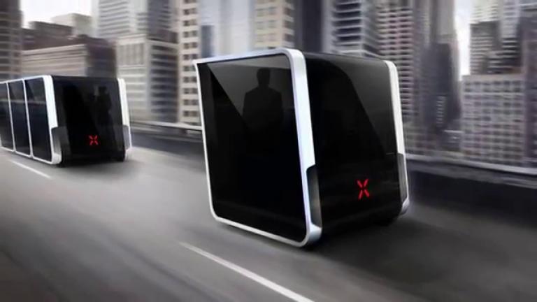 Αυτόνομα λεωφορεία χωρίς οδηγό δοκιμάζει το Ντουμπάι | tanea.gr