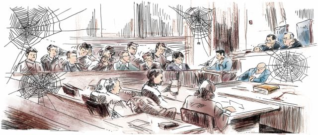Με χαμηλές στροφές η απονομή δικαιοσύνης | tanea.gr