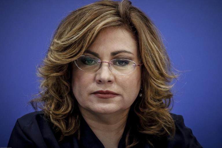 Σπυράκη: «Βατερλώ» η συζήτηση για την Novartis για την κυβέρνηση | tanea.gr