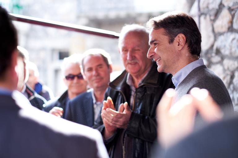 Μητσοτάκης: Οι επόμενες εκλογές θα είναι μια σύγκρουση για το μέλλον   tanea.gr