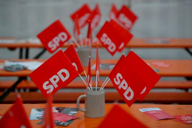 SPD: Το 66% των υποστηρικτών του υπέρ της συγκυβέρνησης | tanea.gr