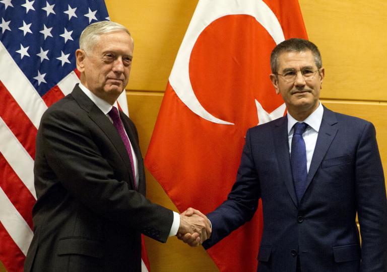 ΗΠΑ σε Τουρκία: Επικεντρωθείτε στην μάχη κατά του Ισλαμικού Κράτους   tanea.gr