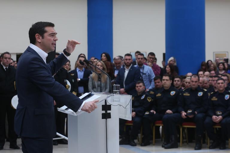 Τσίπρας: Δεν θα επιτρέψουμε αμφισβήτηση της εδαφικής μας ακεραιότητας | tanea.gr