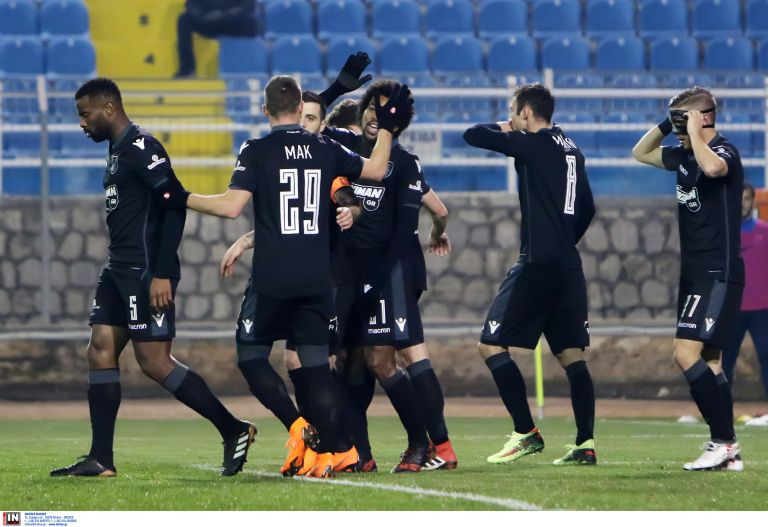 Νίκη του ΠΑΟΚ στη Λαμία   tanea.gr