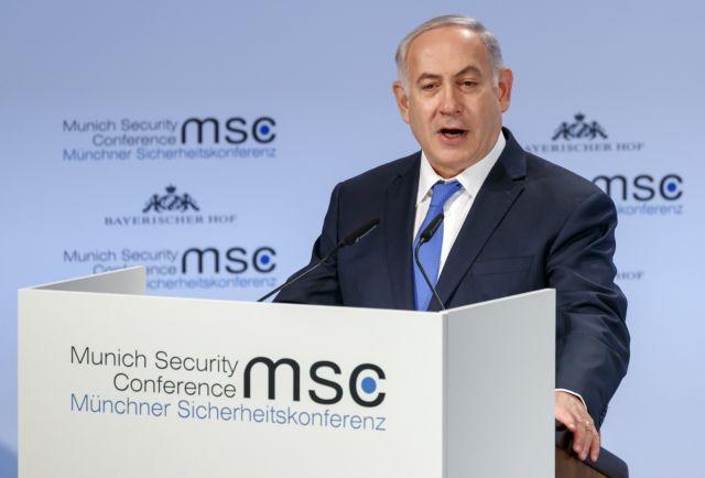 Νετανιάχου: Μην δοκιμάζετε την αποφασιστικότητα του Ισραήλ   tanea.gr