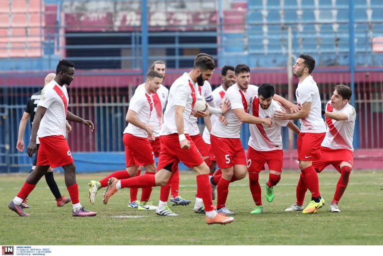 Football League: Αποβλήθηκε η Βέροια από το πρωτάθλημα | tanea.gr