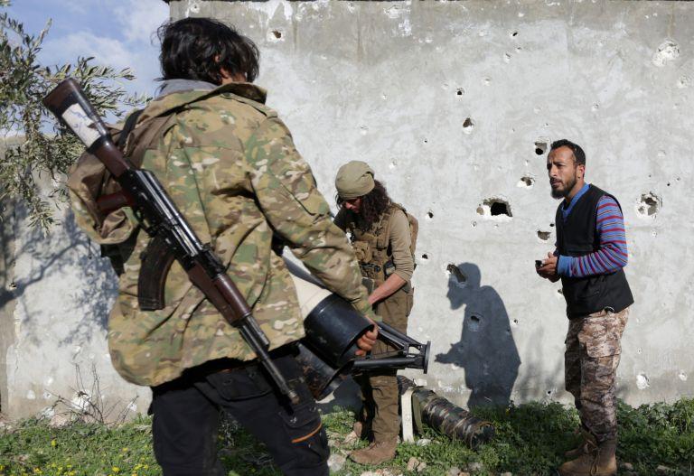 Ο συριακός στρατός θα μπει στην Αφρίν ενάντια στις τουρκικές δυνάμεις   tanea.gr