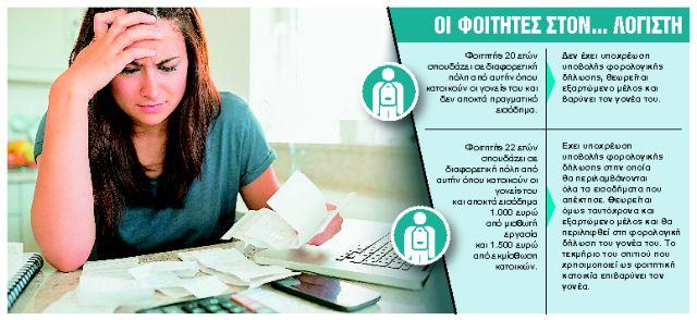 Ποιοι 18χρονοι θα υποβάλουν φέτος ξεχωριστά Ε1 | tanea.gr