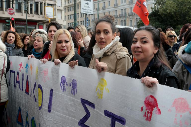 Νέες κινητοποιήσεις προαναγγέλλουν οι παιδαγωγοί βρεφονηπιακών σταθμών | tanea.gr