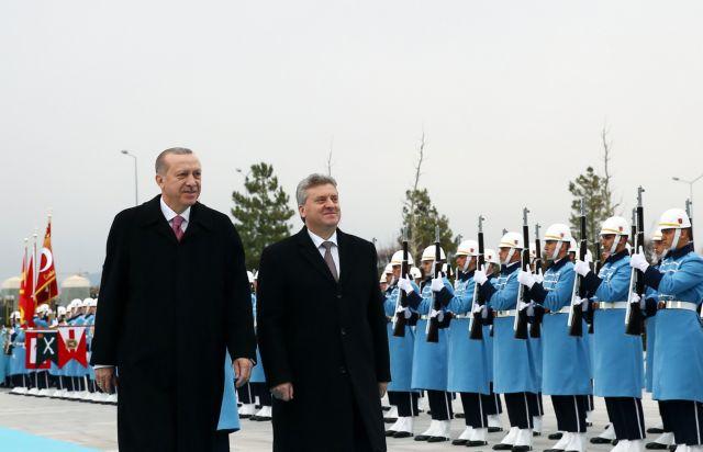 Κοινή στάση Ιβάνοφ - Ερντογάν κατά των ελληνικών θέσεων | tanea.gr