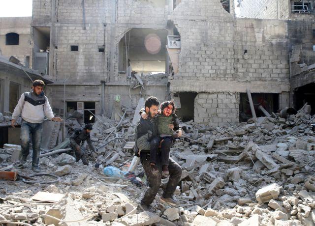 «Δεν είναι πόλεμος αυτό, είναι σφαγή!» | tanea.gr