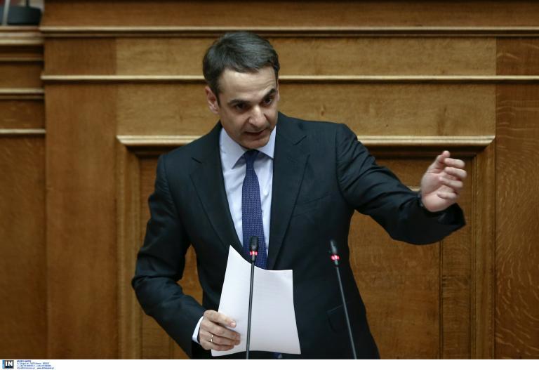 Δέσμευση Μητσοτάκη για εξάλειψη των φαινομένων βίας   tanea.gr