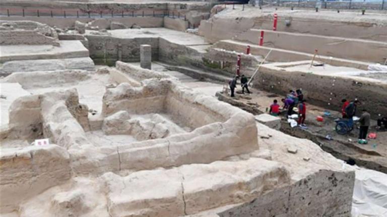 Αρχαία πόλη 2.000 χρόνων ανακαλύφθηκε στην Κίνα | tanea.gr