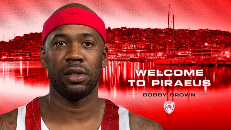 Ο Μπόμπι Μπράουν ενισχύει το ρόστερ του Ολυμπιακού   tanea.gr