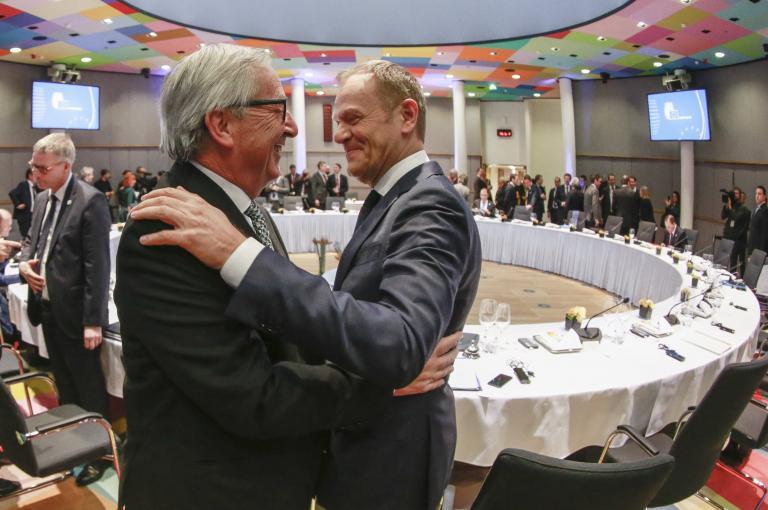 Η ΕΕ θα διαλυθεί αν οι ηγέτες δεν ασχοληθούν με όσα απασχολούν τους πολίτες   tanea.gr