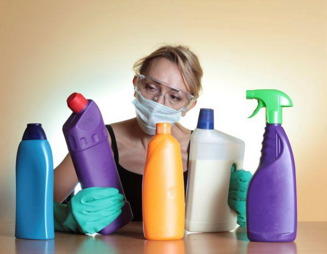 Τοξικές ουσίες στο σπίτι, απειλούν τη ζωή μας | tanea.gr