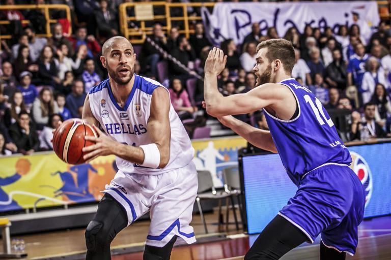 Μπάσκετ: Νίκη της Εθνικής επί της Εσθονίας | tanea.gr