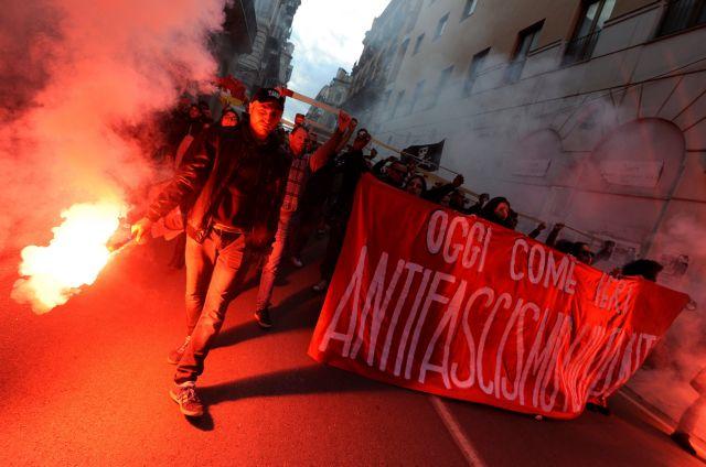 Χιλιάδες στους δρόμους κατά του φασισμού   tanea.gr